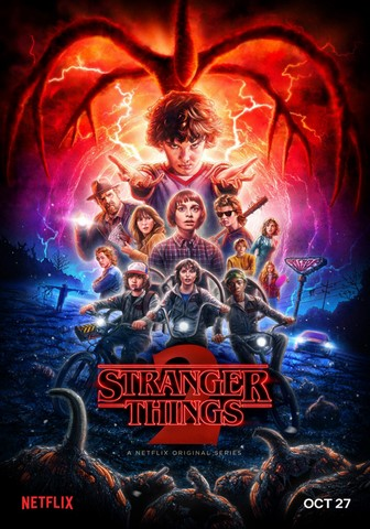 Stanger Things - saison 2